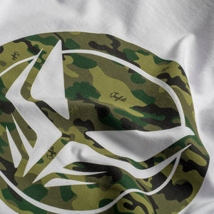 Dread Recordings T-Shirt back Camo Print