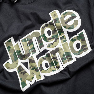 Jungle Mania Camo Jnglst Collab design Close up