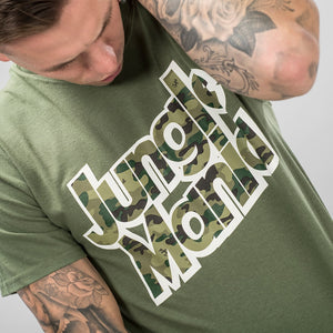 Jungle Mania 25 Green T-Shirt