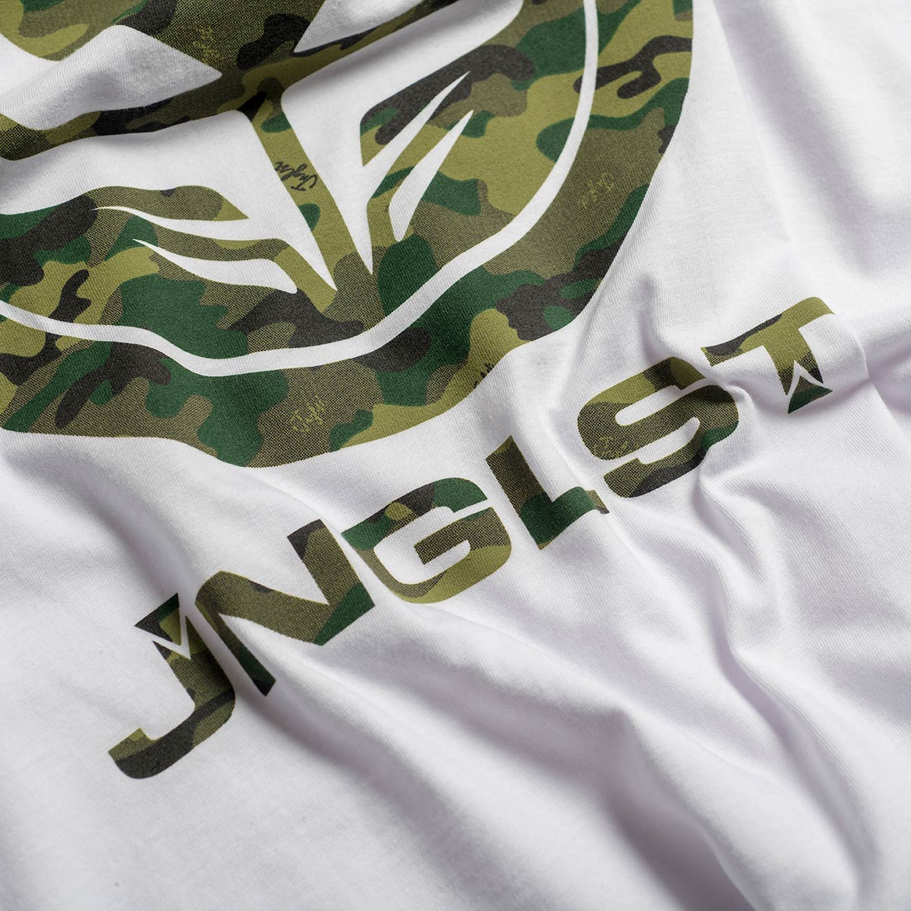 Dread Recordings Jnglst Collab T-Shirt