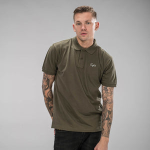 Olive Jnglst Polo Shirt