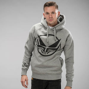 Dread Recordings Grey Hoodie