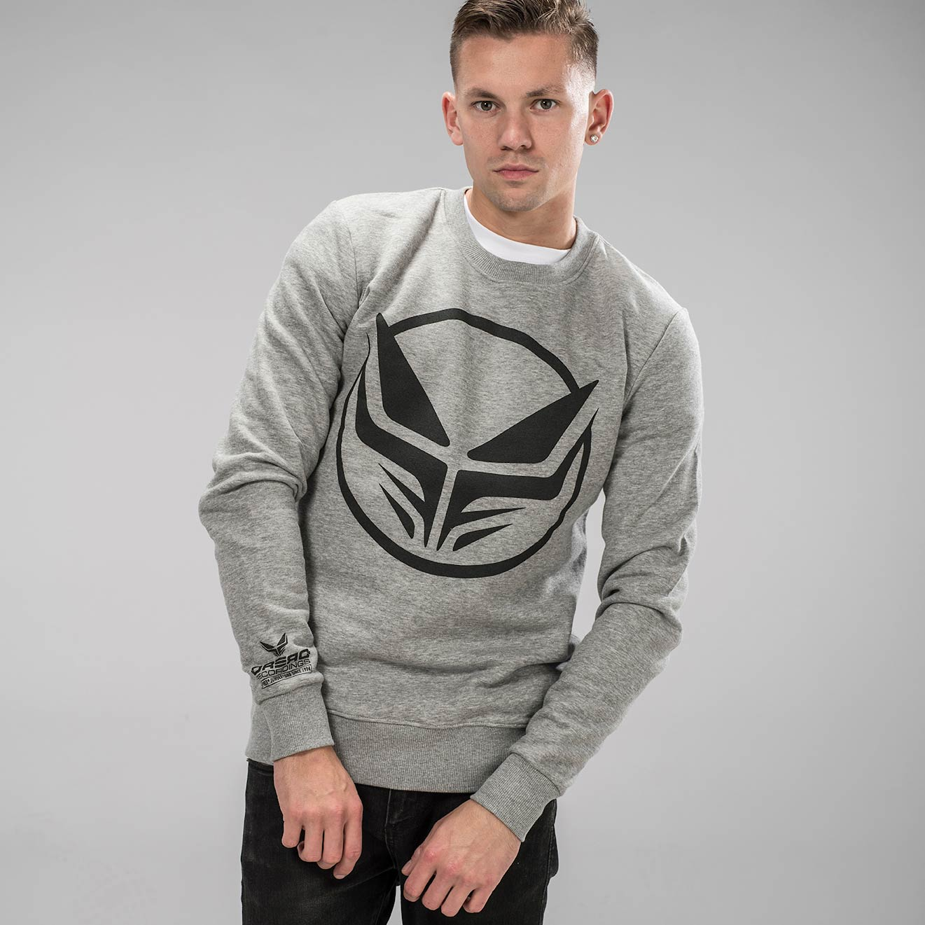Dread Recordings Grey Sweatshirt