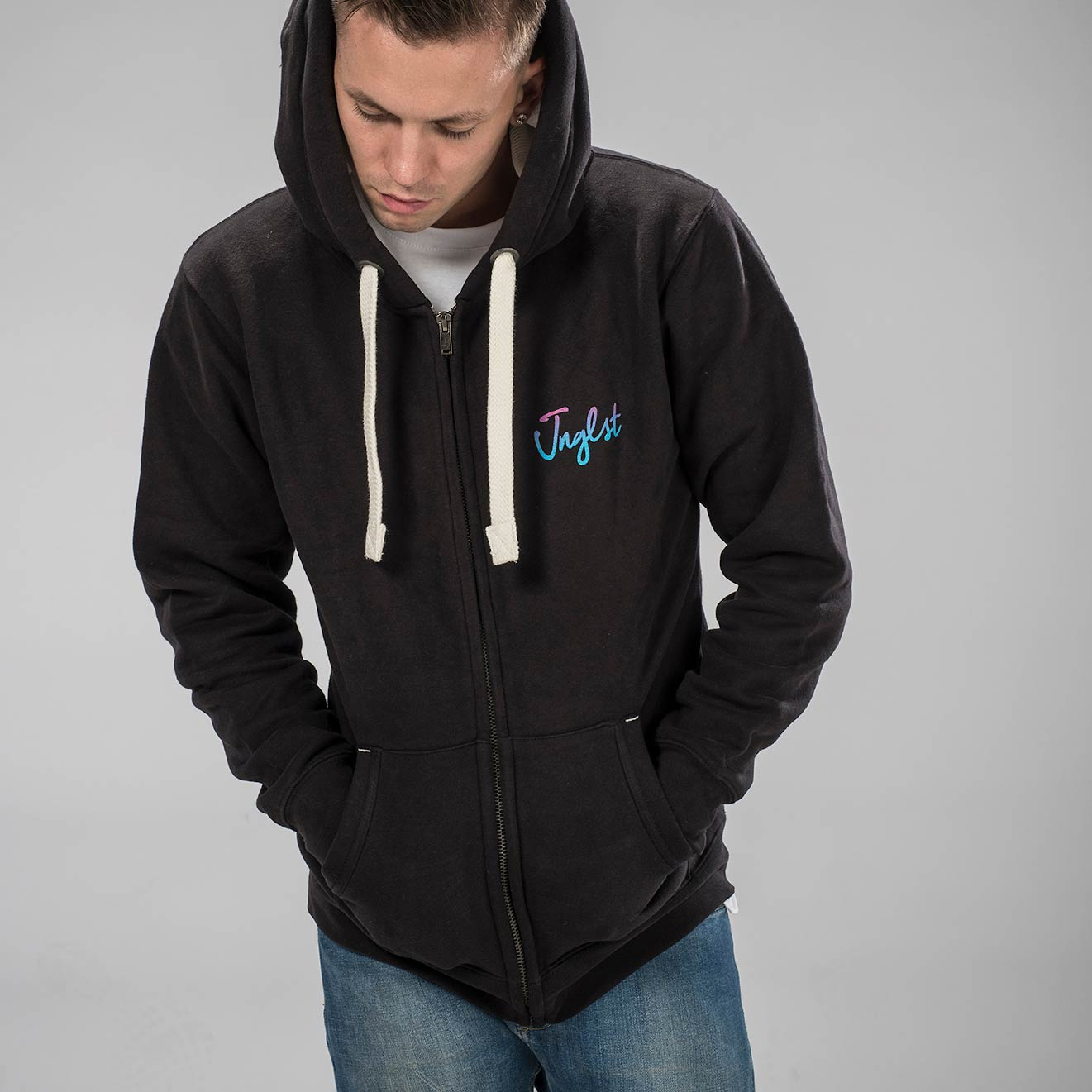 Junglist Fader Hoodie soft and Long lasting
