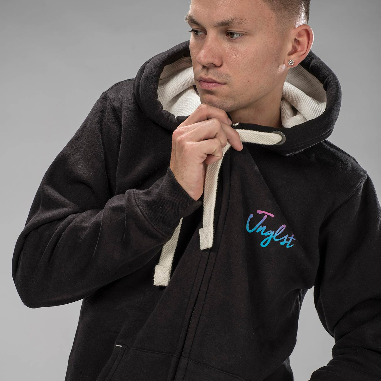 Fader Hoodie from Jnglst Clothing