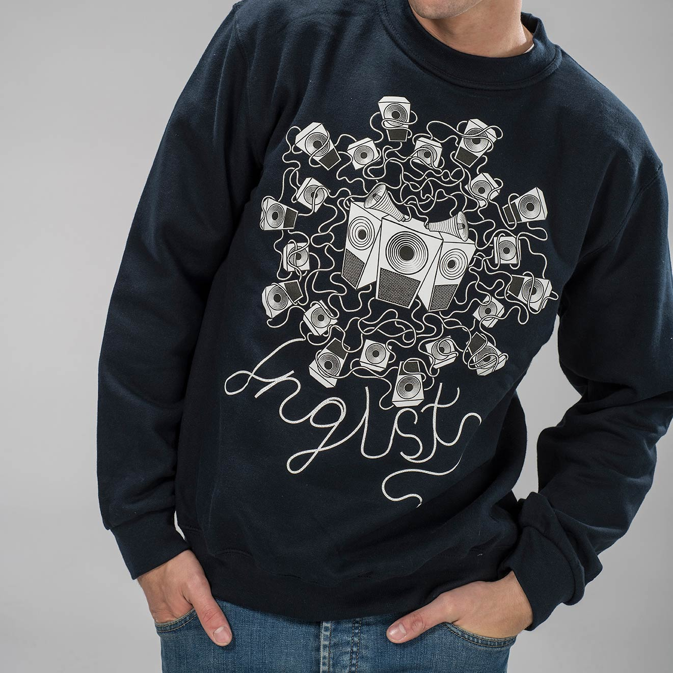Navy Sound System Sweat