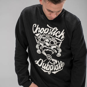 Black Chopstick Dubplate Sweatshirt