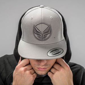 Dread Recordings Grey Snapback