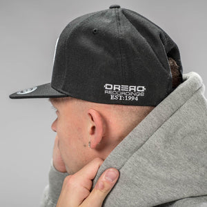 Black Dread Snapback