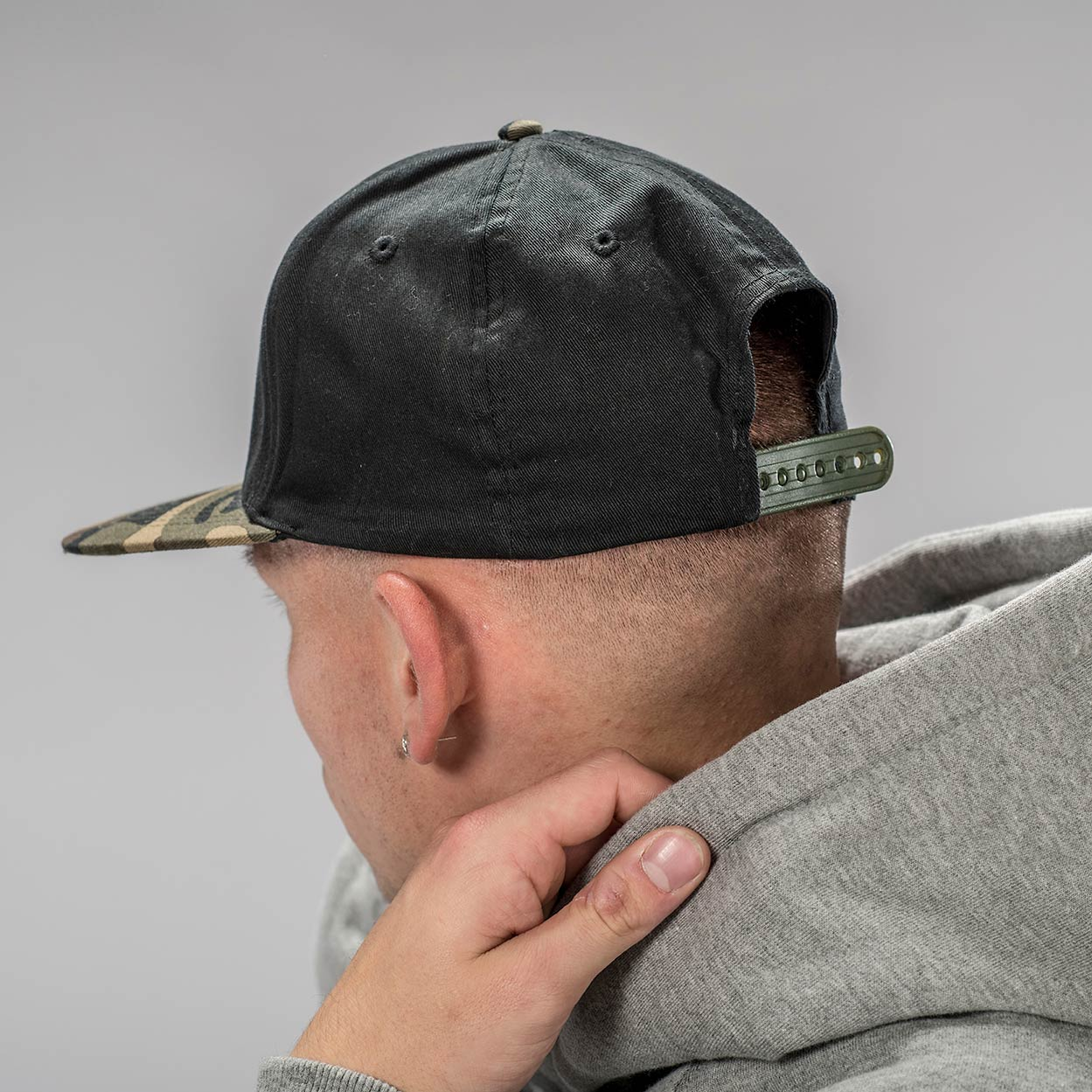 Total Dubwise Snapback from Side