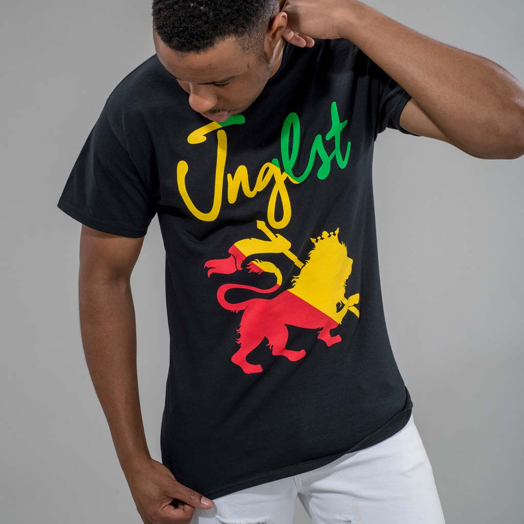 Jnglst Clothing Black Tribe T-Shirt