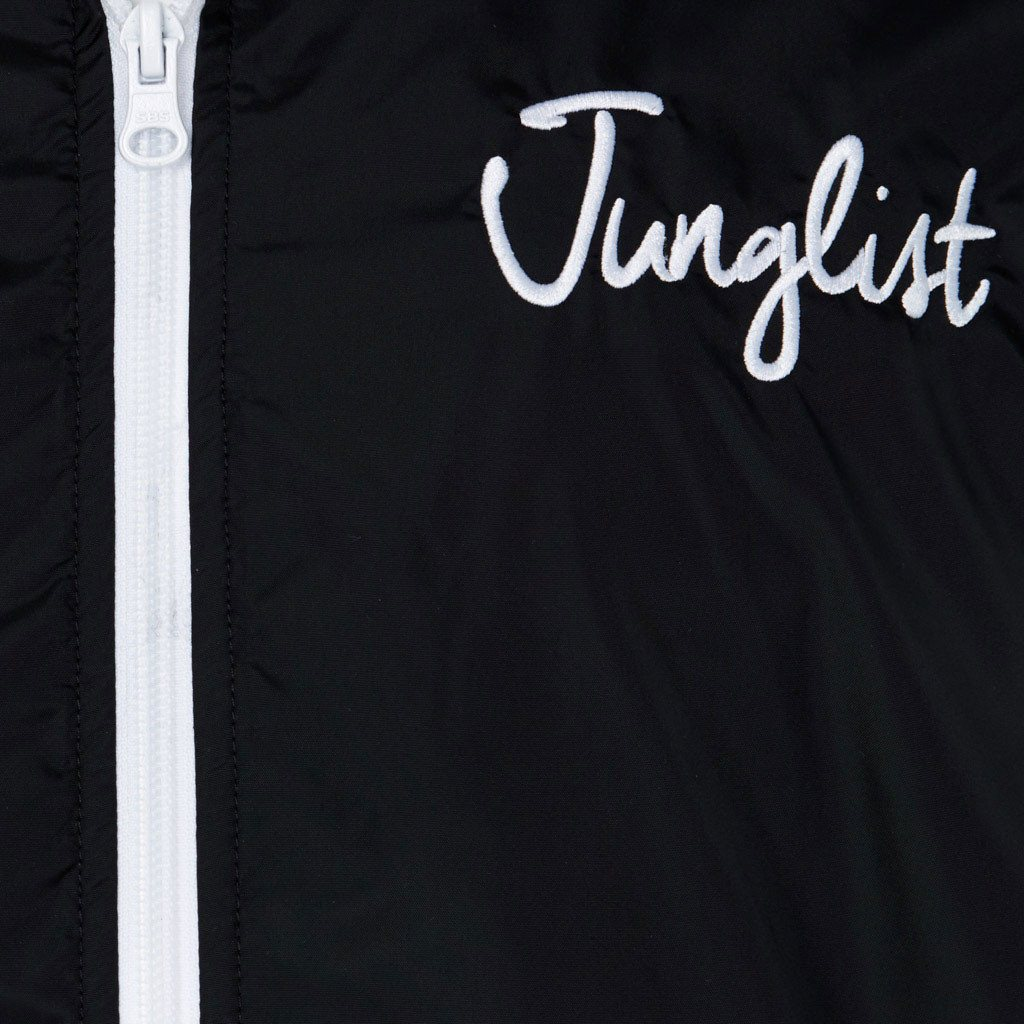 Lightweight Junglist Black Jacket