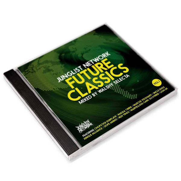 Junglist Network Mix CD