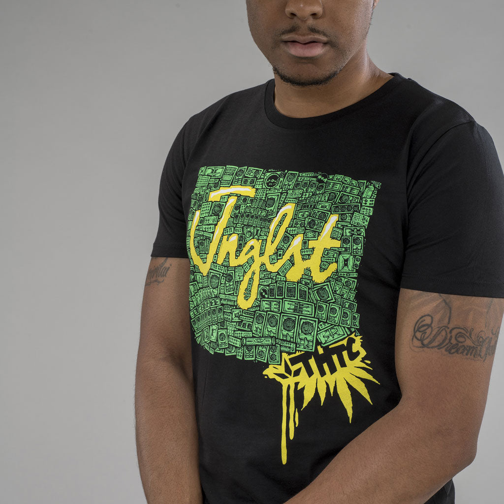 THTC Jnglst Clothing Hemp T-Shirt Collab