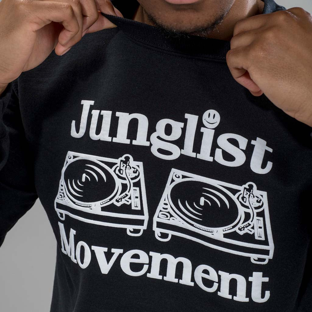 Junglist Movement Sweatshirt