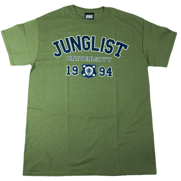 Military Green Junglist University