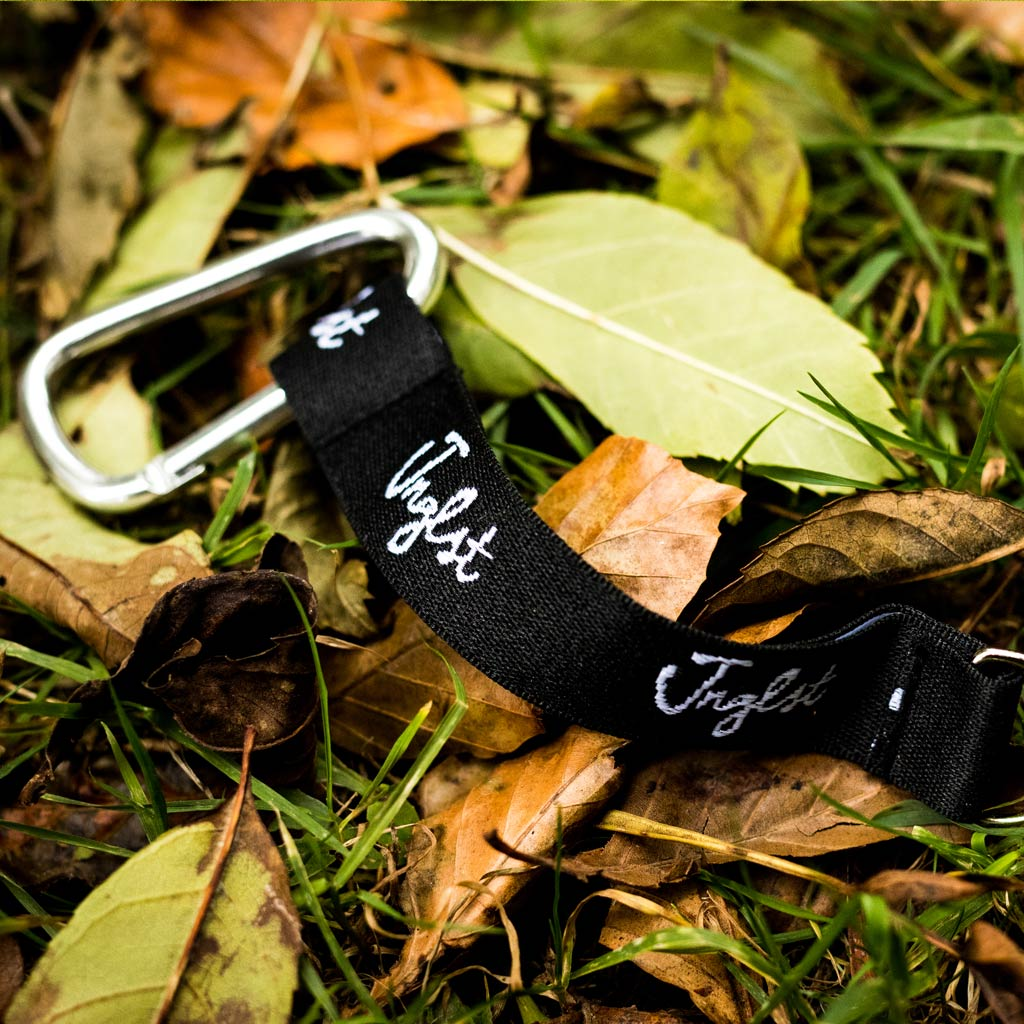 Key Chain for Junglists by Jnglst Clothing