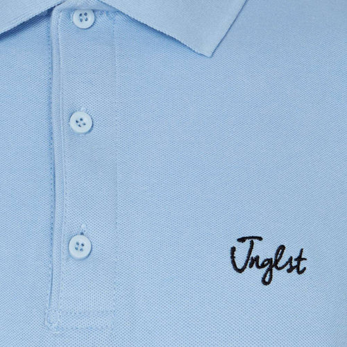 light blue junglist detail