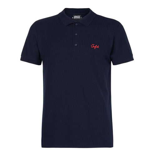 Navy Jnglst polo