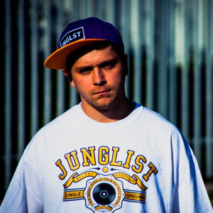 White Original Junglist T-Shirt