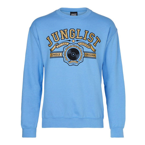 Original Junglist blue sweatshirt