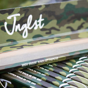 8 Junglist Stickers with Free Kingsize Junglist Papers