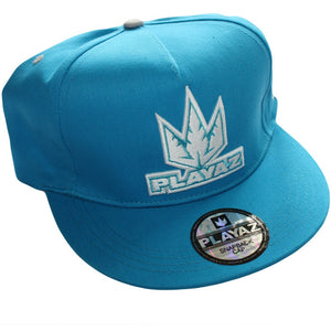 Playaz snapback Blue