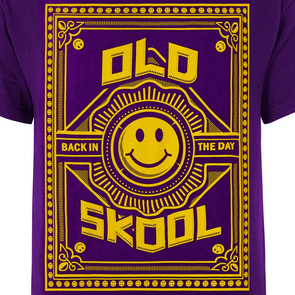 Close up of Old Skool T-Shirt