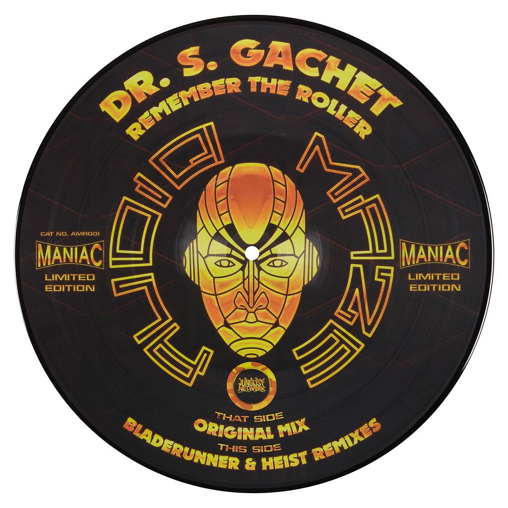 "Remember the Roller - 12"" Ltd Edition Picture Disc Vinyl"