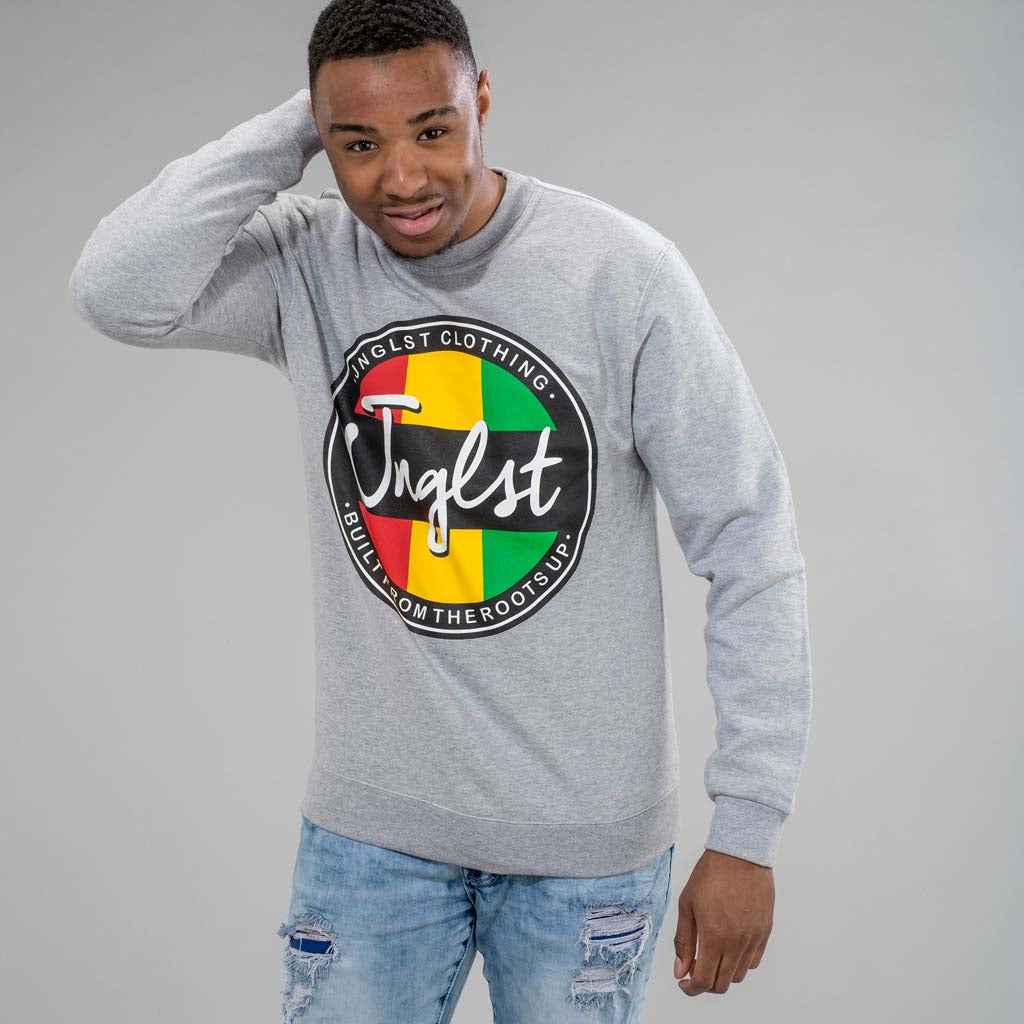 Roots up Sweatshirt by Jnglst Clothing