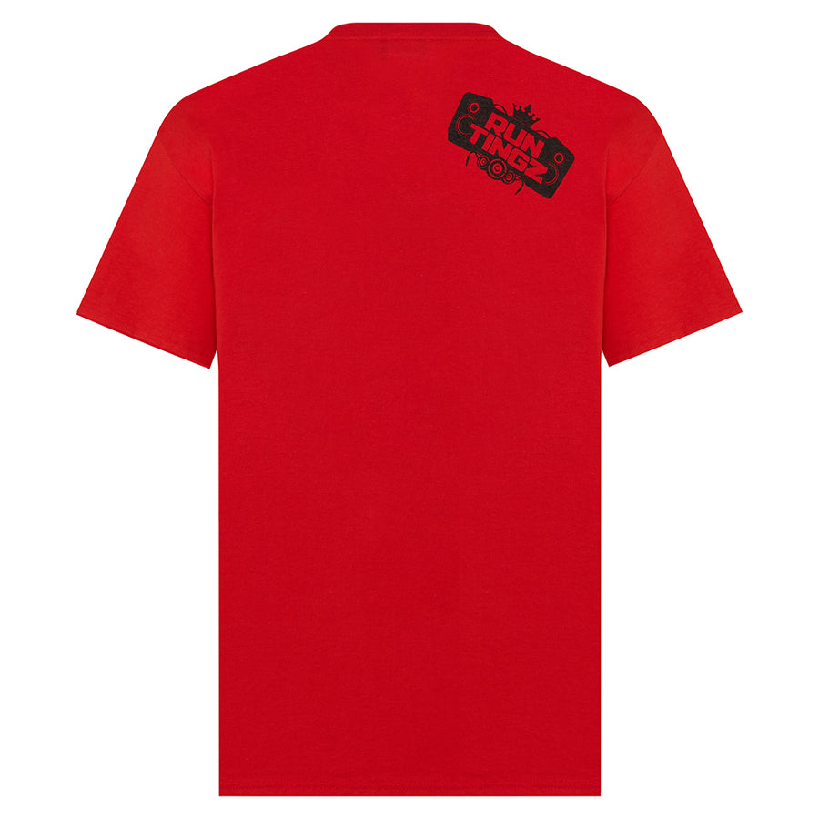 Red Run Tingz Original T-Shirt