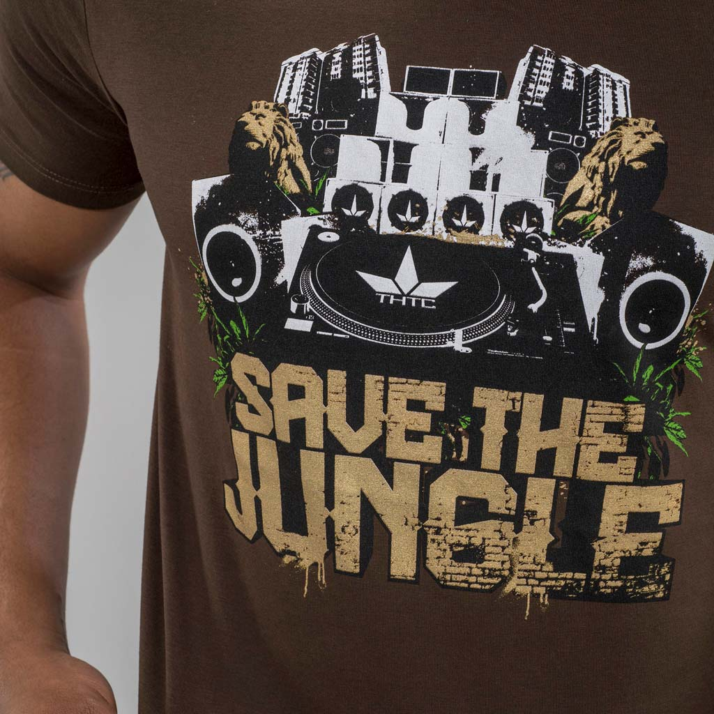 Save The Jungle THTC T-Shirt