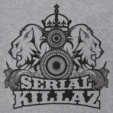 Close up serial killaz logo