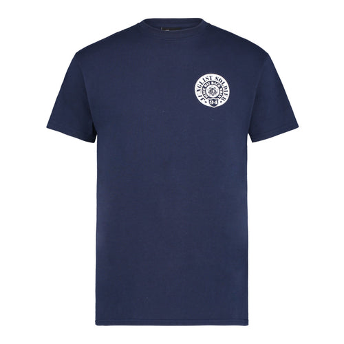 Navy Soldier Remix T-Shirt
