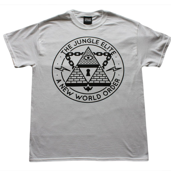 White Jungle Elite T-Shirt