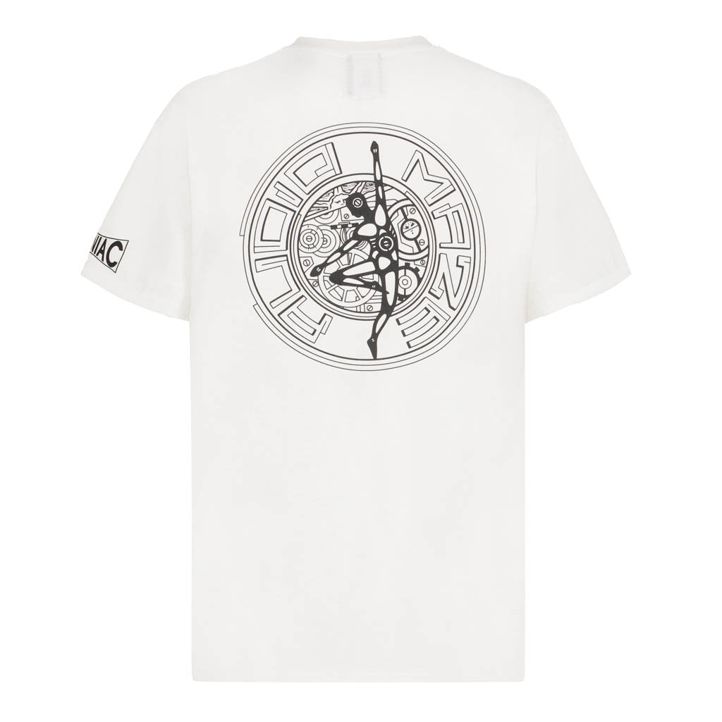 Audio Maze White T-Shirt