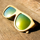 Jnglst Sunglasses with Yellow Lenses