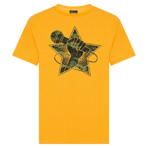 Jnglst Revolution Gold T-Shirt