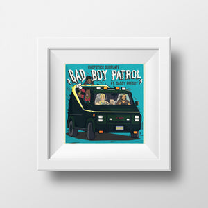 Bad Boy Patrol Artwork