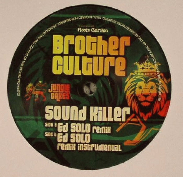 Jungle Cakes - Brother Culture - Sound Killer