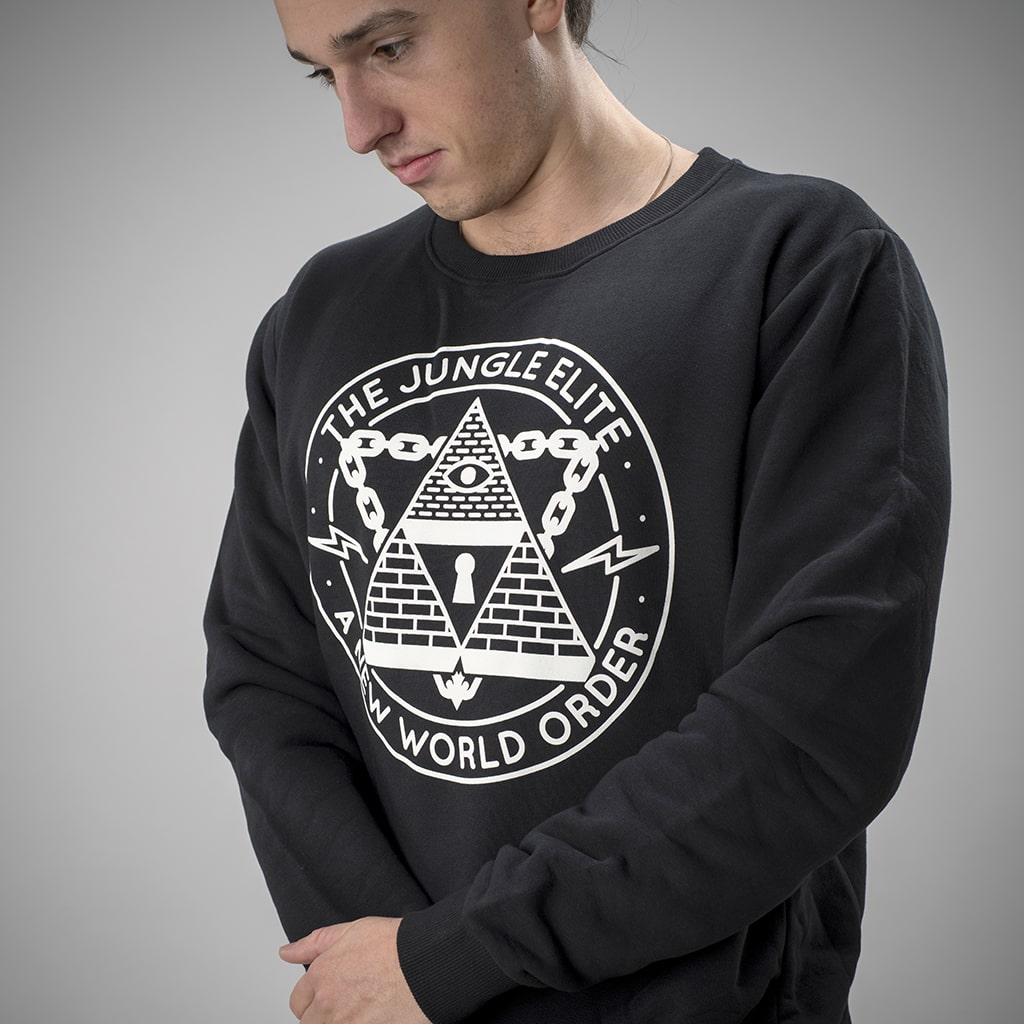 Jungle Elite Black Sweat