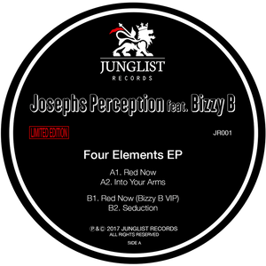 "Junglist Records Joseph's Perception feat Bizzy B - 12"" Vinyl"
