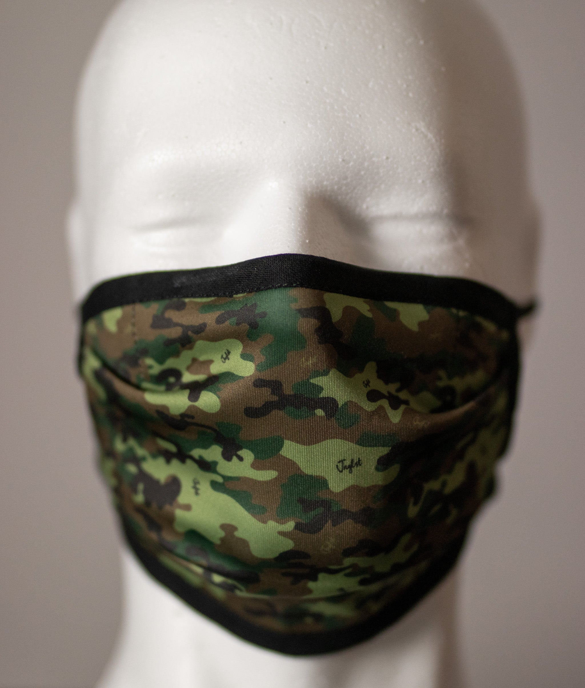 Camo Face Mask from Junglist Network