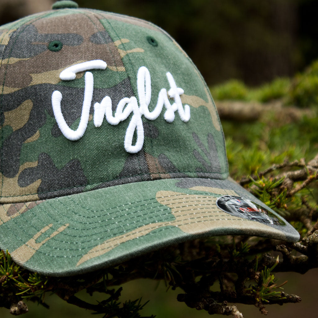 Camo Jnglst Cap for Junglists
