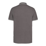 Grey Junglist Polo Shirt