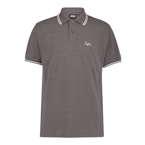 Grey Junglist Polo