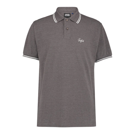 Camo Grey Jnglst Polo Shirt
