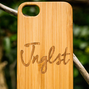 iphone Bamboo Junglist Phone Case