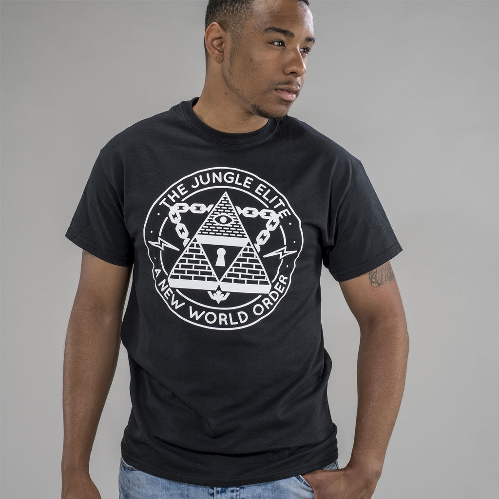 Jungle Elite Black T-Shirt