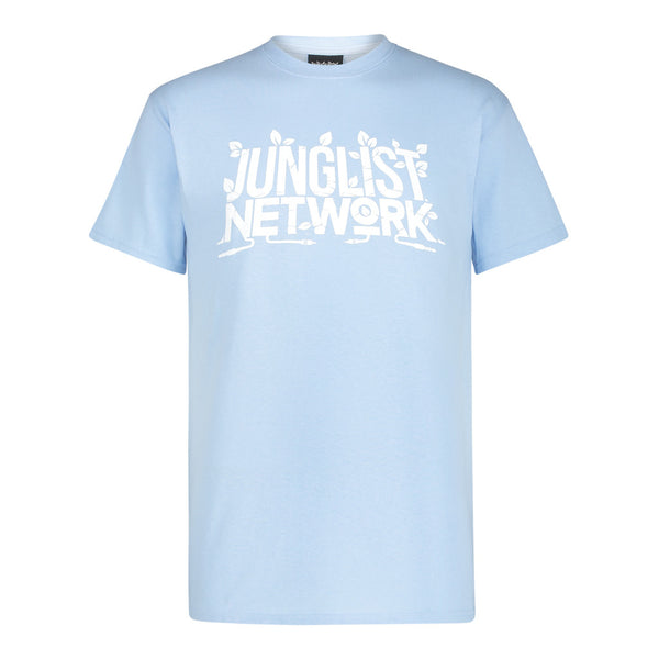 Light Blue Junglist Network T-Shirt